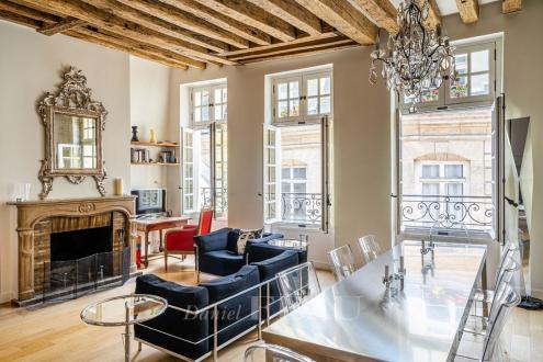 Luxury Apartment for sale PARIS 5E, 54 m², 1 Bedrooms, €1100000