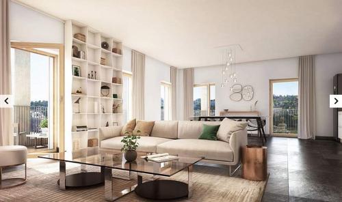 Appartement de luxe à vendre LYON, 101 m², 3 Chambres, 898599€