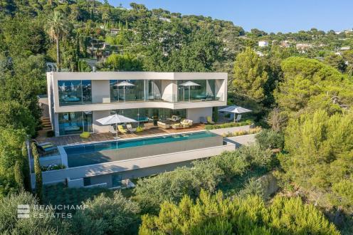 Luxus-Villa zu verkaufen CANNES, 360 m², 5 Schlafzimmer, 9600000€