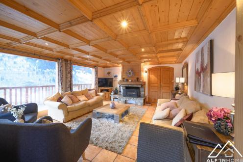 Luxus-Chalet zu verkaufen MERIBEL LES ALLUES, 275 m², 6 Schlafzimmer, 4150000€