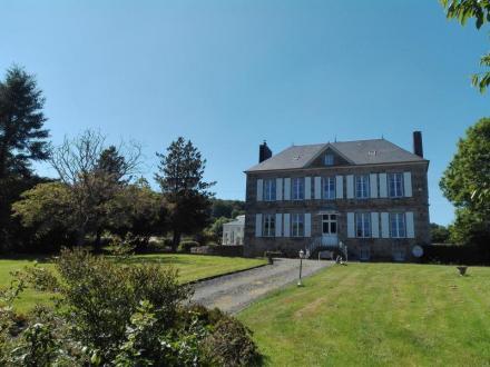 Maison de luxe à vendre TESSY SUR VIRE, 264 m², 6 Chambres, 556500€