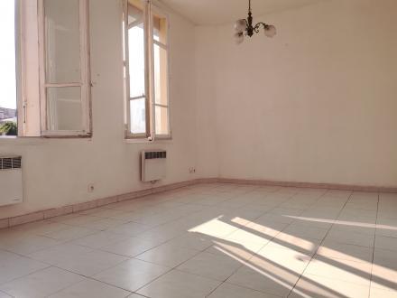 Luxus-Wohnung zu vermieten MARSEILLE, 31 m², 1 Schlafzimmer, 544€/monat