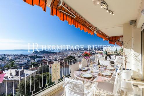 Appartement de luxe à vendre NICE, 126 m², 4 Chambres, 1090000€