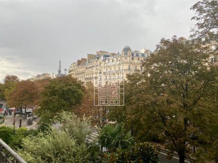 Appartement de luxe à vendre PARIS 16E, 284 m², 3 Chambres, 4700000€