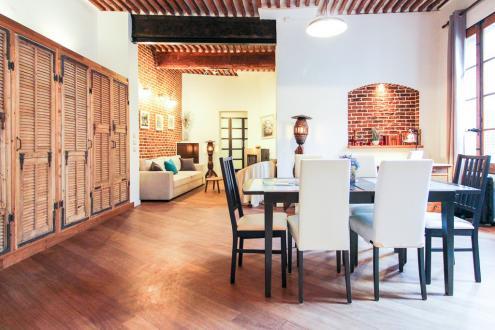 Luxus-Wohnung zu vermieten AIX EN PROVENCE, 2 Schlafzimmer, 1933€/monat