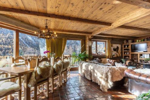 Luxus-Chalet zu verkaufen VAL D'ISERE, 192 m², 3 Schlafzimmer, 3800000€