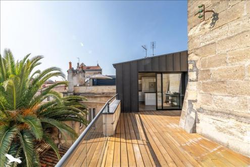 Квартира класса люкс на продажу  Бордо, 128 м², 3 Спальни, 754000€