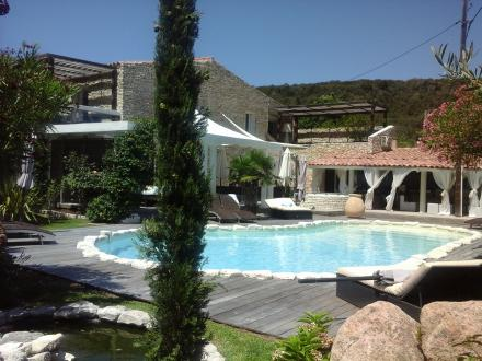 Proprietà di lusso in vendita BONIFACIO, 650 m², 10 Camere