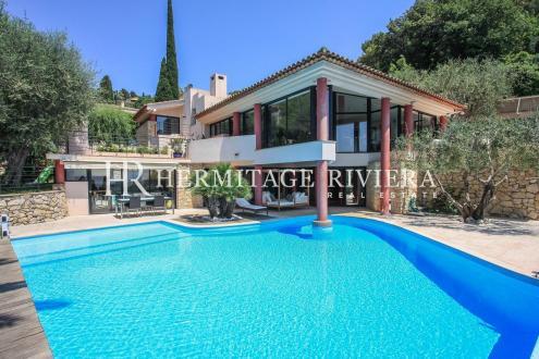 Luxury House for sale VILLEFRANCHE SUR MER, 340 m², 4 Bedrooms, €4250000