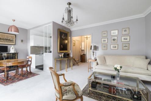 Appartement de luxe à vendre PARIS 16E, 80 m², 2 Chambres, 1525000€
