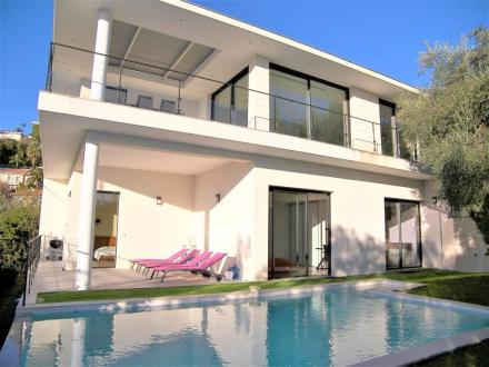 Luxury House for rent LE CANNET, 240 m², 4 Bedrooms,