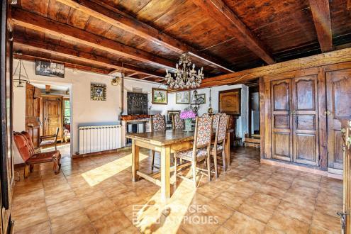 Luxus-Haus zu verkaufen LE SAPPEY EN CHARTREUSE, 137 m², 3 Schlafzimmer, 650000€