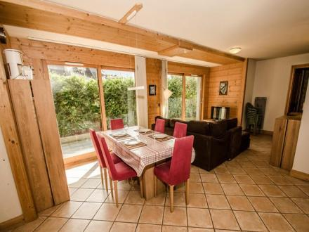 Appartement de luxe à louer CHAMONIX MONT BLANC, 77 m², 3 Chambres,
