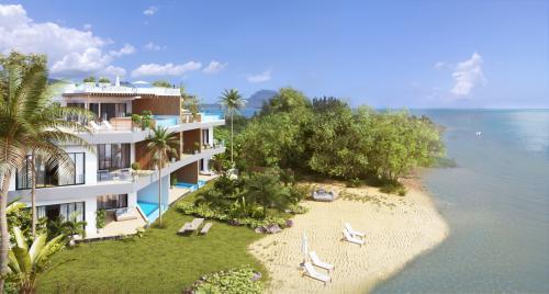 Appartamento di lusso in vendita Mauritius, 136 m², 3 Camere, 679487€