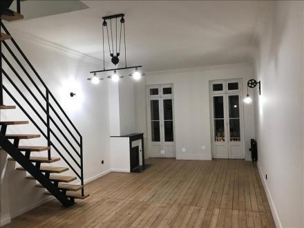 Luxe Appartement te huur BORDEAUX, 116 m², 3 Slaapkamers, 2020€/maand