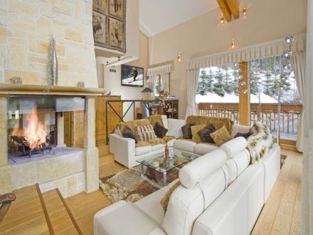 Chalet de luxe à louer CHAMONIX MONT BLANC, 550 m², 7 Chambres,