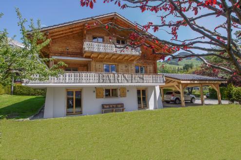Casa di lusso in vendita Château-d'Oex, 200 m²