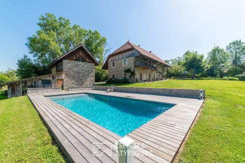 Luxury House for sale CHAINAZ LES FRASSES, 350 m², 6 Bedrooms, €1100000