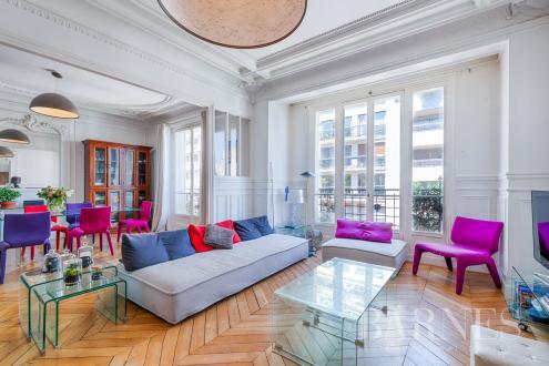 Квартира класса люкс на продажу  Париж 16ый, 157 м², 4 Спальни, 2300000€