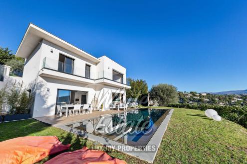 Дом класса люкс на продажу  Ницца, 170 м², 3 Спальни, 1900000€