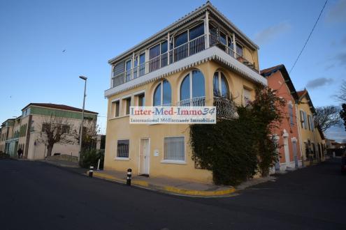 Maison de luxe à vendre LE GRAU D'AGDE, 107 m², 3 Chambres, 595000€