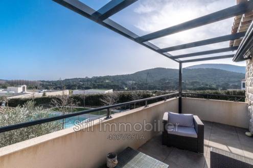 Appartement de luxe à vendre SAINTE MAXIME, 85 m², 3 Chambres, 549000€
