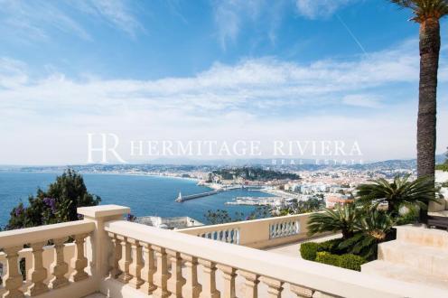 Luxus-Haus zu vermieten Nizza, 1000 m², 6 Schlafzimmer,