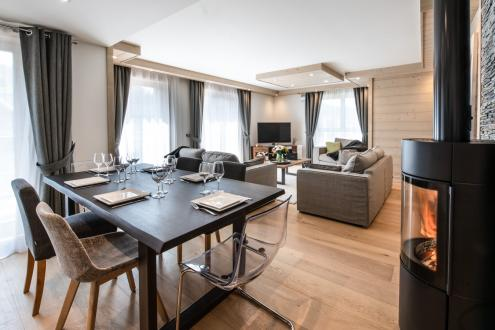 Luxury Apartment for sale LES GETS, 85 m², 3 Bedrooms, €895000