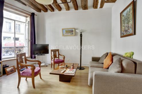 Appartement de luxe à vendre PARIS 1ER, 57 m², 1 Chambres, 735000€