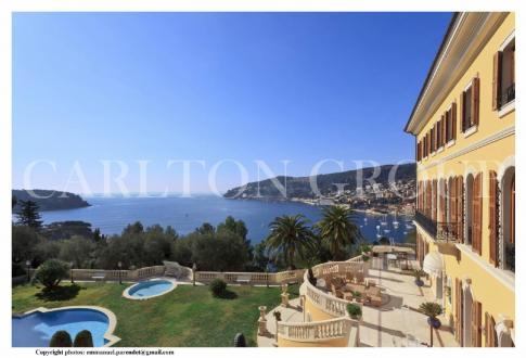 Luxury House for rent VILLEFRANCHE SUR MER, 2800 m², 11 Bedrooms,