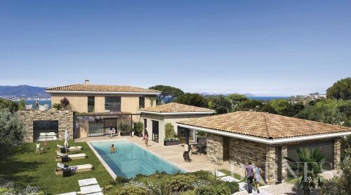 Luxe Villa te koop SAINT TROPEZ, 382 m², 5 Slaapkamers, 5790000€