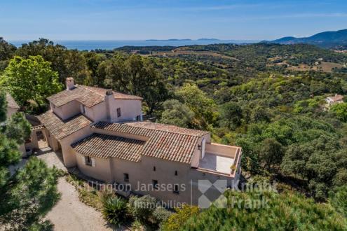 Villa de luxe à vendre GASSIN, 240 m², 4 Chambres, 2800000€