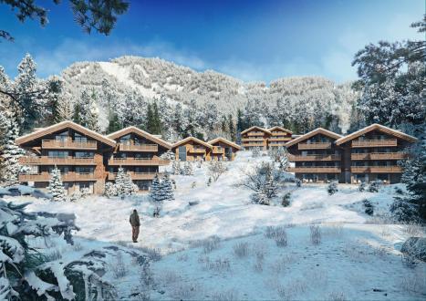 Luxury Apartment for sale Villars-sur-Ollon, 166 m², 3 Bedrooms, CHF2700000