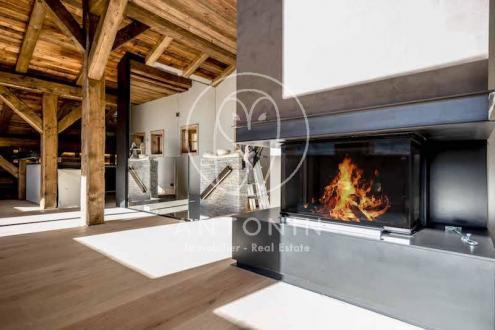 Luxus-Chalet zu verkaufen MEGEVE, 290 m², 5 Schlafzimmer, 6300000€