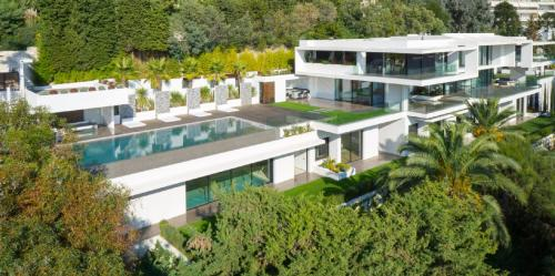 Luxury House for rent CANNES, 1100 m², 8 Bedrooms,