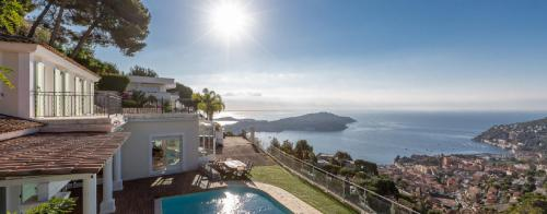 Luxury House for rent VILLEFRANCHE SUR MER, 5 Bedrooms,