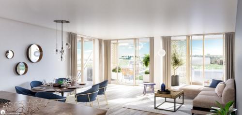 Luxury Apartment for sale PARIS 15E, 92 m², 2 Bedrooms, €1360000