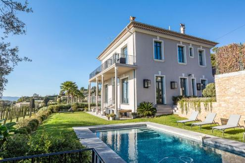 Luxury House for rent CANNES, 245 m², 5 Bedrooms,