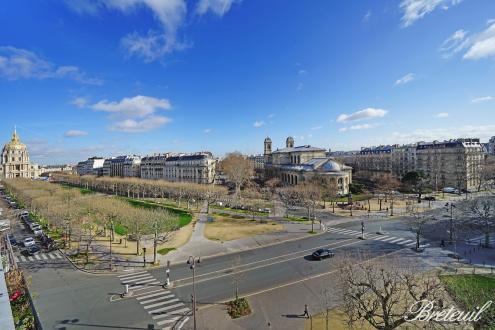 Appartement de luxe à vendre PARIS 7E, 127 m², 2 Chambres, 2496000€