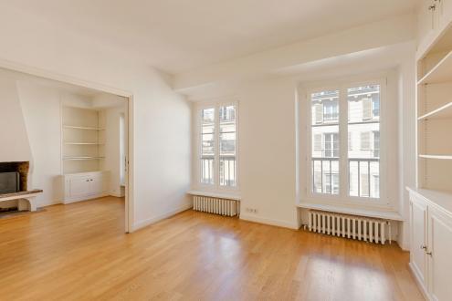 Luxus-Wohnung zu verkaufen PARIS 6E, 54 m², 2 Schlafzimmer, 865000€