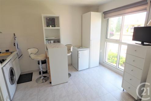 Appartamento di lusso in affito Nizza, 17 m², 550€/mese