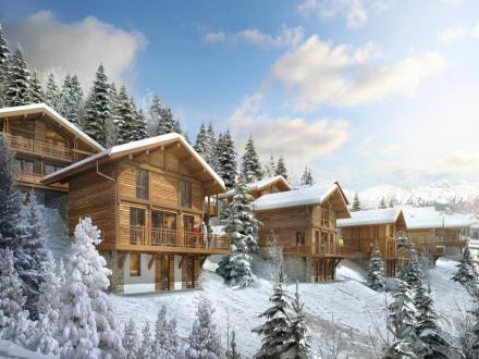 Luxus-Chalet zu verkaufen CREST VOLAND, 122 m², 5 Schlafzimmer, 855900€