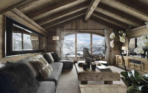 Luxus-Chalet zu vermieten COURCHEVEL, 800 m², 7 Schlafzimmer,