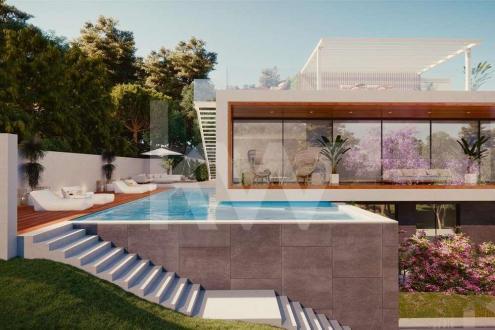 Дом класса люкс на продажу  Португалия, 712 м², 3500000€