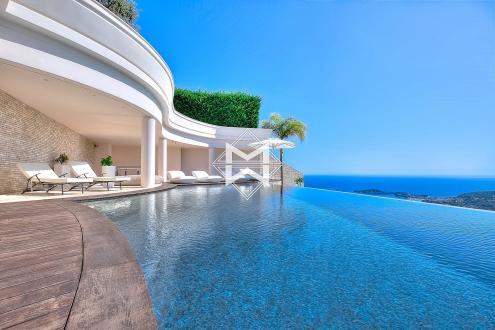 Luxus-Villa zu verkaufen VILLEFRANCHE SUR MER, 250 m², 4 Schlafzimmer, 5800000€