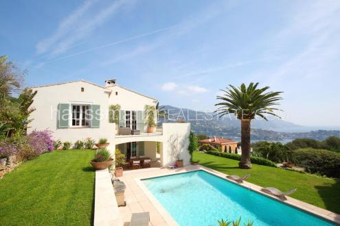 Luxury House for rent VILLEFRANCHE SUR MER, 240 m², 5 Bedrooms,