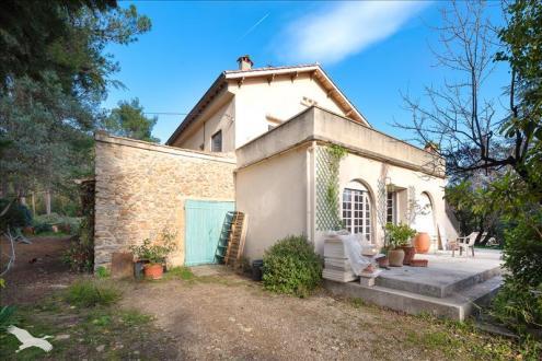Maison de luxe à vendre CASTELNAU LE LEZ, 187 m², 4 Chambres, 569525€