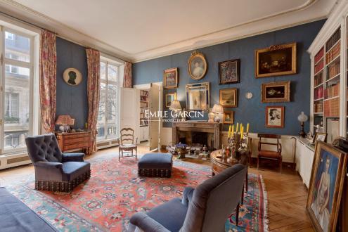 Appartement de luxe à vendre PARIS 7E, 269 m², 5 Chambres, 7510000€