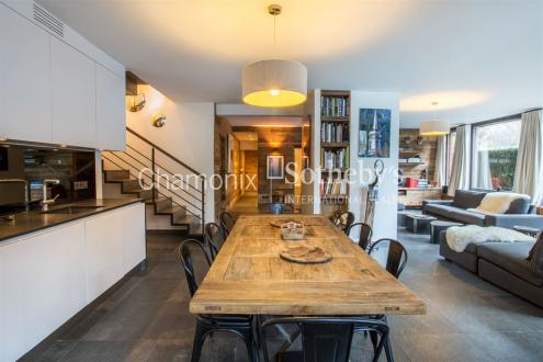 Luxus-Wohnung zu verkaufen CHAMONIX MONT BLANC, 127 m², 3 Schlafzimmer, 1675000€