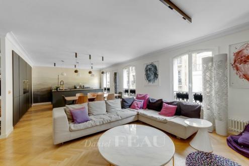 Appartement de luxe à vendre PARIS 7E, 150 m², 4 Chambres, 2850000€